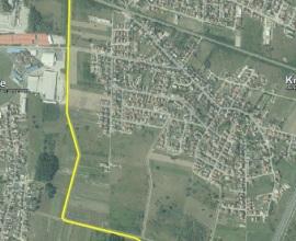 Građevinsko zemljište, Zagreb (Sesvetska selnica), 12491 m2/80 €