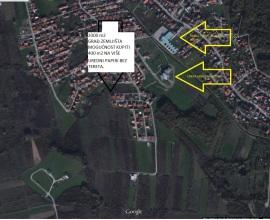 Građevinsko zemljište, Zagreb (Dubrava), Retkovec. Z-1089