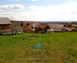 Građ. zemljište, Zagreb, Dubrava (Grad mladih), 1200 m2.