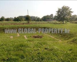 Građevinsko zemljište,(Rugvica) Otok Nartski, 1021 m2. Z-1120