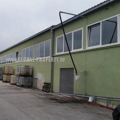 Poslovna hala, Sesvete 800 m2 (prodaja) PP-1145