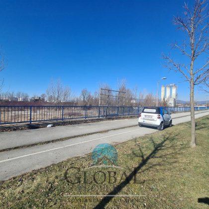 Građevinsko zemljište, Zagreb (Žitnjak), 9080 m2, 90€/m2 PP-1180