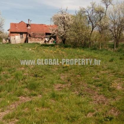 Kuća: Zagreb (Čulinec), visoka prizemnica, 60 m2, 1690 m2 zemljišta Z-1088