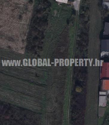 Građevinsko zemljište, Zagreb (Trnava), 2212 m2, 59€/m2