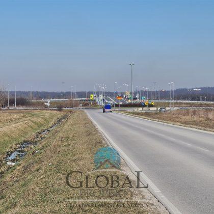 Građevinsko zemljište, Hrušćica, 10222 m2 Z-1088