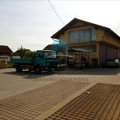 Poslovni prostor: Rugvica, skladišni/radiona, 690 m2 PP-1208