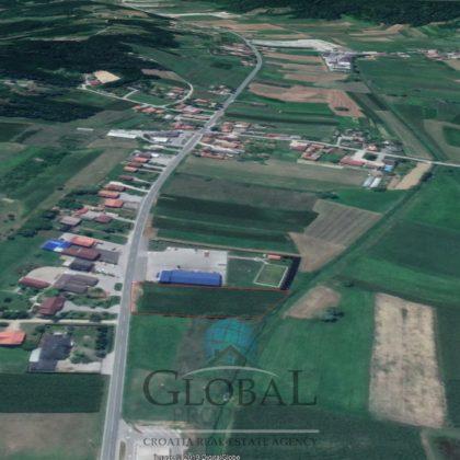 Građevinsko zemljište, Blaževdol, 2927 m2