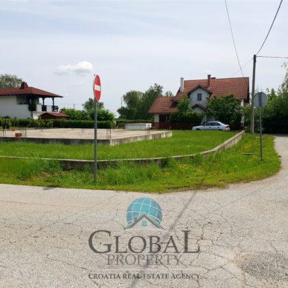 Građevinsko zemljište, Zagreb (Soblinec), 576m2. Z-2176