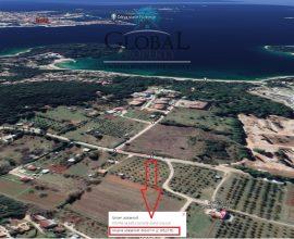 Poljoprivredno zemljište, Rovinj, Monsena 550 m2. Prodaja