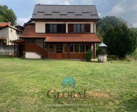 Kuća: Zagreb (Oporovec), katnica, 128 m2 (prodaja)